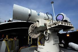 report to congress on navy laser railgun programs