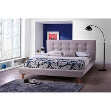 bedroom impressive baxton studio bed design for your sweet