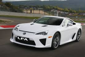 lexus limited edition sports car lexus lfa history photos on better parts ltd