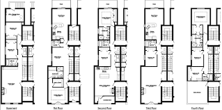 apartments three story building plan two story apartment floor