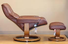 mission leather chair and ottoman sets classy leather chair and