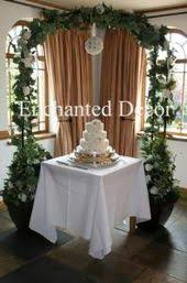 wedding arches south wales move wedding arch to cake table after ceremony wedding