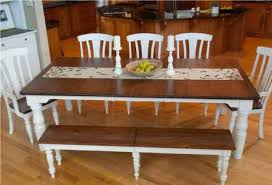 Large Kitchen Table Handcrafted Solid Wood Furniture Large Dining Tables Amish Tables