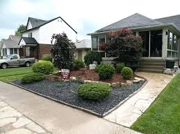Front Yard Tree Landscaping Ideas Small Front Yard Garden Ideas Interior Design