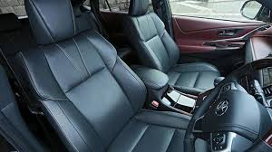 2014 lexus is fully revealed 2014 toyota harrier fully revealed in japan with optional hybrid