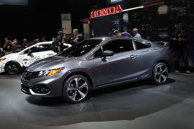 honda civic crowned top car modified 2014 honda civic coupes hit 2013 sema show motor trend wot