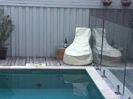 pura bean bag chair indoor outdoor water resistant seat lounge