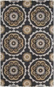 designer wool area rugs b smith surya mosaic rugs mos1063