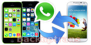 chat between iphone and android whatsapp chat history between iphone and android on mac