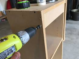 How To Install Wall Cabinets In Laundry Room How To Build Upper Cabinets Laundry Room Makeover U2014 Revival