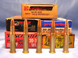 Barnes Vortex New 30 30 Ammo On Ice A Tale Of Two Thirties