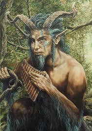 the great god pan jól jul yule pinterest mythology