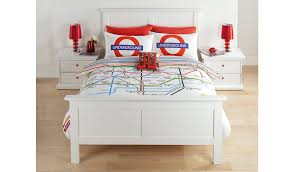 Map Bedding George Home London Tube Map Duvet Set Duvet Covers George At Asda
