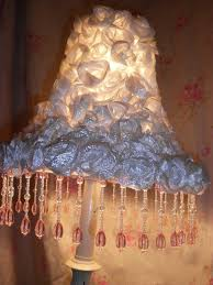 Shabby Chic Lighting Ideas by 136 Best Shabby Chic Lace Lamps Images On Pinterest Shabby Chic