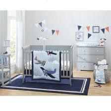 Airplane Toddler Bedding Baby Crib Bedding For Nursery Babies