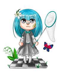 Animal Crossing New Leaf Memes - animal crossing new leaf oc by awesomehikari on deviantart