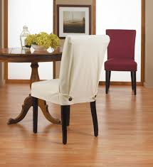 Seat Cover Dining Room Chair Covers For Dining Room Chairs Simple White Fabric Dining Chair