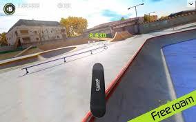 skateboard apk version touchgrind skate 2 1 25 apk for android aptoide