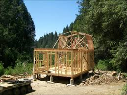 16x24 owner built cabin 87 days and 7500 later 16 x 24 two story cabin on 56 acres in the