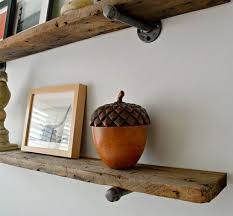 Diy Reclaimed Wood Floating Shelf by 23 Best Barn Beam Shelf Upcycle Images On Pinterest Beams