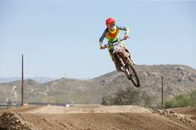 motocross racing bikes transworld motocross race series profile max lee