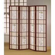 Privacy Screen Room Divider by Room Dividers Walmart Com
