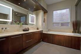 Bathroom Mirrors Chicago Chicago Bathroom Mirror Lights Contemporary With Wood