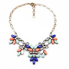 resin statement necklace images Choker big pearl necklace statement necklace for women fashion jpg