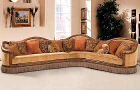 camel color leather couch