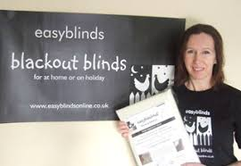 Gro Company Blackout Blind Interview With Audrey Buck Inventor Of Easy Blackout Blinds