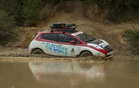 nissan leaf for sale nz nissan leaf plug in enters 16 000km mongol rally lifestyle driven
