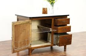 Antique Kitchen Islands by Kitchen Island Or Antique 1915 Hoosier Pantry Cupboard Base