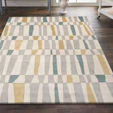 Turquoise And Gray Area Rug 145 Best Rugs And Stools Images On Pinterest Area Rugs Blue