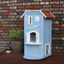3 story houses trixie 3 story cat u0027s home hayneedle
