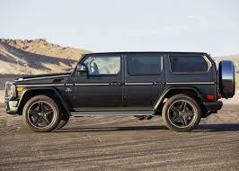 mercedes benz jeep black future truck rendering 2016 mercedes benz g63 amg black series