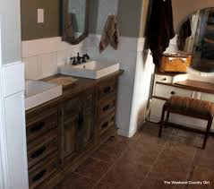 Restoration Hardware Bathroom Furniture by Restoration Hardware Look The Weekend Country