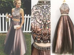 sparkly handmade long prom dresses for teens pretty party dresses