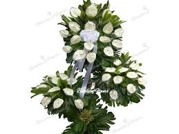 sympathy flowers delivery funeral flower delivery philippines sympathy flower 07
