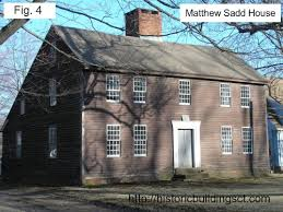 historic buildings of connecticut colonial houses