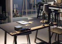 Slim Office Desk Fabulous Finds 15 Work Desks For A Trendy Home Office