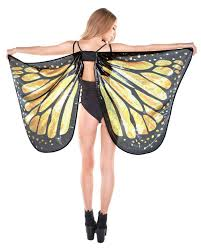 shimmer costume butterfly wings edm sauce