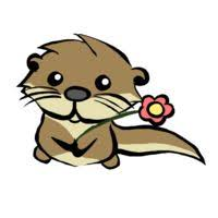 otter art print ideas for patchwork ink u0026 piercings pinterest