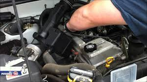 diy spark plug change 2001 toyota tacoma 2 7l youtube