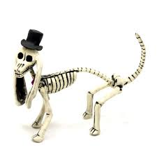Dog Skeleton Halloween Day Of The Dead Decor It U0027s The New Halloween
