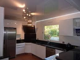eclairage plafond cuisine led luminaire plafond cuisine plafonnier grande taille triloc