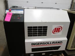 ingersoll rand 20hp rotary air compressor model ssr ep20