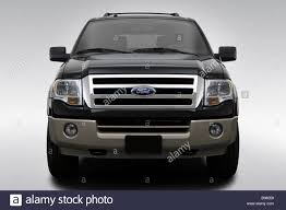 ford expedition king ranch 2008 ford expedition el king ranch in black low wide front stock