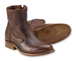s leather boots bison leather zip boot orvis
