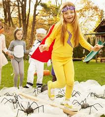 Backyard Activities For Adults Throw A Backyard Halloween Party