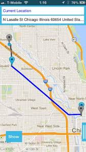 divvy bike map ios app offers most advanced divvy route directions steven
